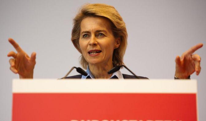 Arbeitsministerin bezeichnet Lohnuntergrenze als richtigen Weg (Foto)