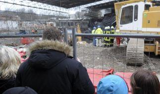 Archiveinsturz: Bürgermeister verspricht Aufklärung (Foto)