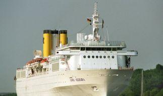 Archivfoto der «Costa Allegra» (Foto)