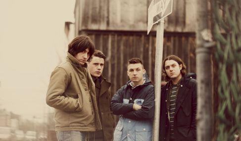 Arctic Monkeys (Foto)