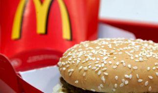 ARD checkt Fastfood-Kette  McDonald's (Foto)