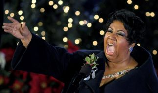 Aretha Franklin geht es besser (Foto)