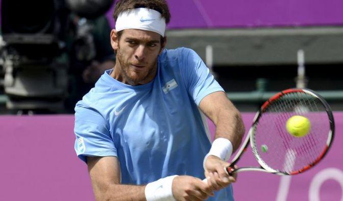Argentinier Del Potro gewinnt Bronze im Tennis-Einzel (Foto)