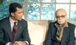 Argentinischer Autor Sabato 99-jährig gestorben (Foto)