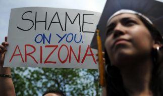 Arizona: Gericht blockiert Einwanderungsgesetz (Foto)