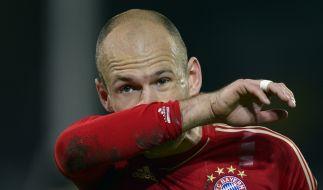 Arjen Robben wurde zur tragischen Figur (Foto)