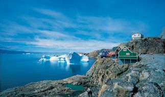 Arktis-Rundflug (Foto)