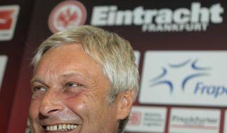 Armin Veh in Frankfurt: Abstieg, um aufzusteigen (Foto)