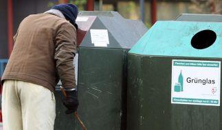 Armut beginnt in Deutschland bei 913 Euro (Foto)