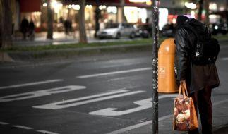 Armut in Berlin (Foto)