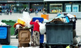 Armut in Deutschland (Foto)