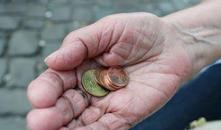Armutsrisiko in Deutschland steigt immer weiter (Foto)