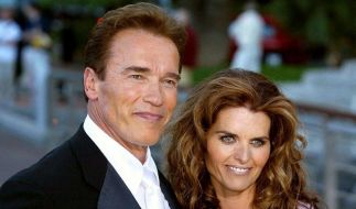 Arnold Schwarzenegger und Maria Shriver  (Foto)
