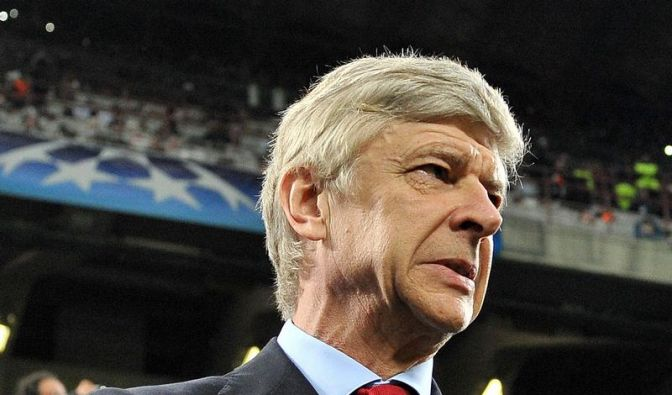Arsenal-Trainer Wenger droht erneute Sperre (Foto)