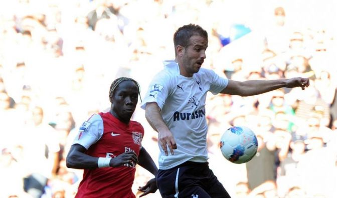 Arsenal vs Tottenham (Foto)