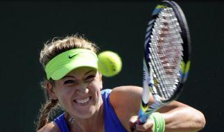 Asarenka in Indian Wells erste Halbfinalistin (Foto)