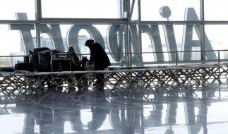 Aschewolke legt Flugverkehr lahm (Foto)