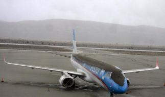 Aschewolke stört Flugverkehr in Neuseeland massiv (Foto)