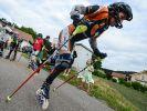 Asphalt-Sport: Rasante Inline-Alpiner vor Heim-WM (Foto)