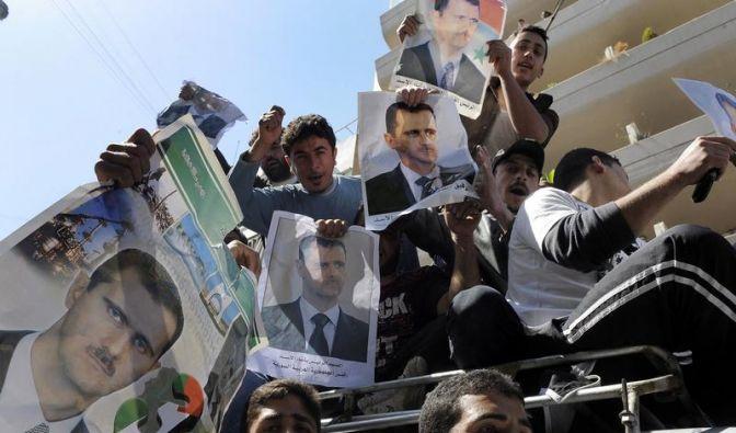 Assad bricht sein Schweigen (Foto)