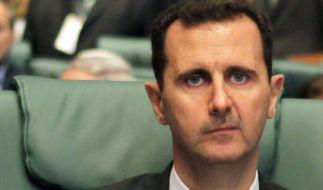 Assad setzt weiter auf Gewalt - EU prüft Sanktionen (Foto)