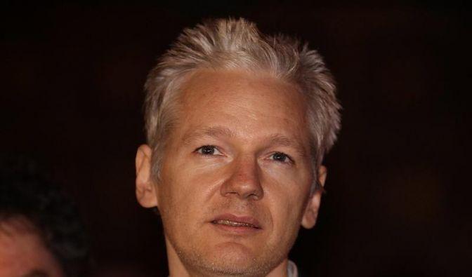 Assange droht mit Veröffentlichung aller Dokumente (Foto)