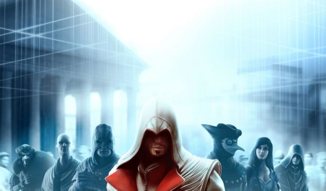 Assassin's Creed Brotherhood (Foto)