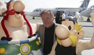 Asterix und Obelix (Foto)