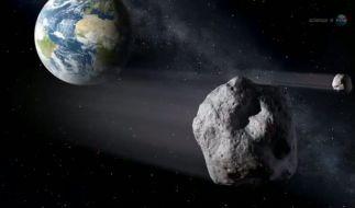 Asteroid Astraea kommt am Montag der Erde ganz nah. Eine Gefahr für das Leben auf unseren Planeten stellt dieser allerdings nicht dar. (Symboldbild) (Foto)