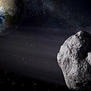 Gesteinsbrocken rast HEUTE NACHMITTAG an der Erde vorbei (Foto)