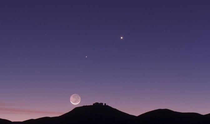 Astronomen entdecken Leben auf der Erde (Foto)