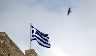 Athen setzt zum Schuldenschnitt an (Foto)