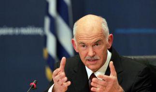 Athen will Sanierungsprogramm beschleunigen (Foto)
