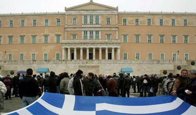 Athen will Sparlockerungen - Gipfel-Entscheidung vertagt (Foto)