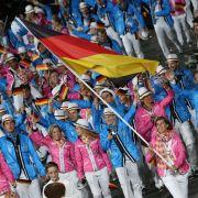 392 deutschen Athleten sind in London 2012 dabei. Viele von ihnen dienen neben ihrer sportlichen Karriere Bund und Polizei oder sie studieren.