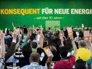 Atom-Aus: Grüne liefern sich harte Kontroverse (Foto)