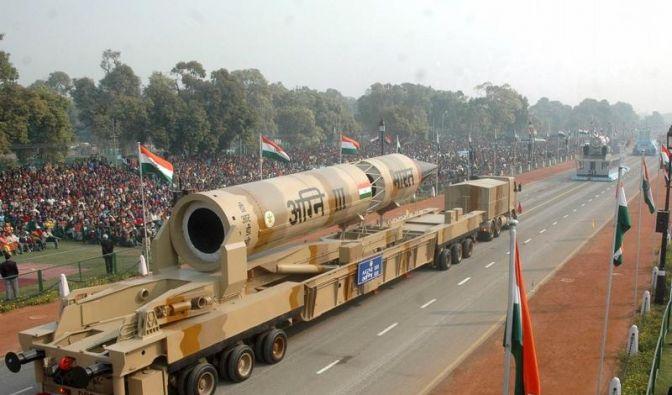 Atommacht Indien (Foto)