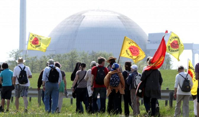 Atomprotest (Foto)