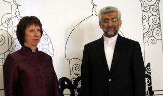 Atomunterhändler erhöhen Druck auf den Iran (Foto)