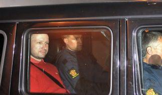 Attentäter Breivik (Foto)