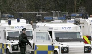 Attentat Nordirland (Foto)