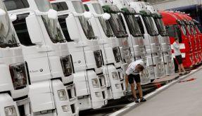 Auch das Formel-1-Team von BMW wird so schnell keine neuen Laster mehr brauchen. (Foto)