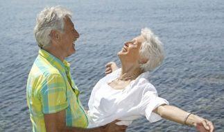 Auch im Alter sind Lust und Sexualität ein Thema. (Foto)