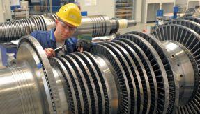 Auch die Industriesparte von Siemens kämpft mit Auftragsrückgängen. (Foto)