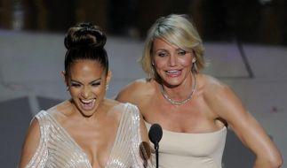 Auch Jennifer Lopez (links) und Cameron Diaz haben ihre dunklen Geheimnisse. (Foto)