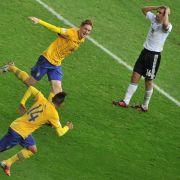 Auch Kapitän Philipp Lahm konnte sich nicht gegen die drohende Niederlage stemmen.