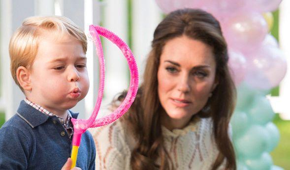 Auch Kate Middleton fühlte sich nach Geburt von Prinz George einsam und überfordert.