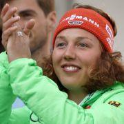 Auch Laura Dahlmeier ist bei der Deutschen Meisterschaft im Bayerischen Wald dabei. (Foto)