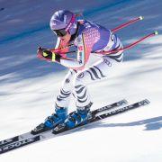 Kein Podium in Cortina! Rebensburg nur Fünfte beim Super G (Foto)