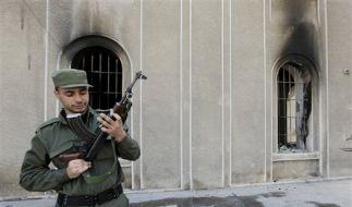 Auch Syrien ist im Aufruhr (Foto)